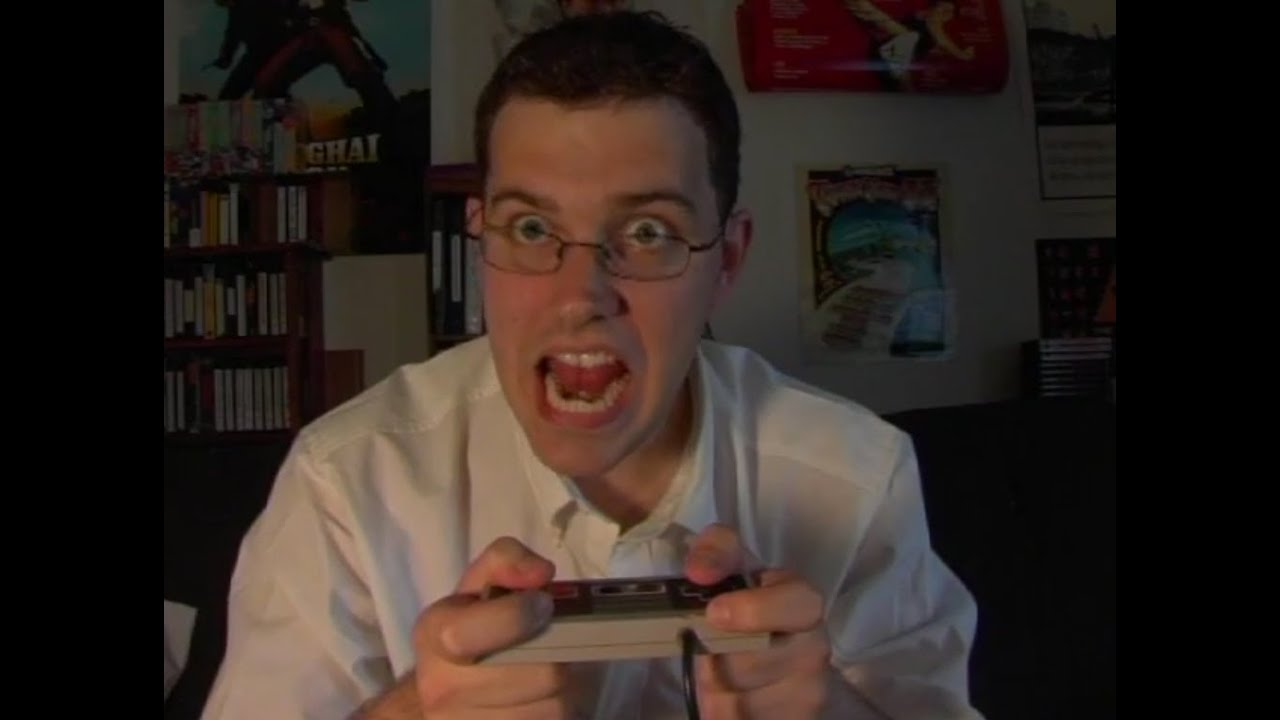 Sega 32X - Angry Video Game Nerd (AVGN) - YouTube