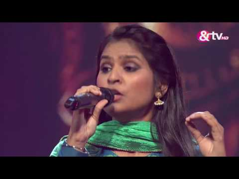 Isha Singh - Performance - Knock Out Round Episode 16 - January 29, 2017 - The Voice India Season2
