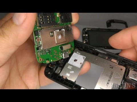 Nokia C6-01 Disassemble - Screen Repair / Replace the LCD (AMOLED) or Touch Screen (Digitizer)