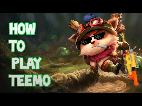 League of Legends: How to Play Teemo