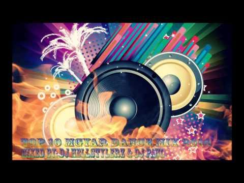 [Top 10] Magyar Dance Mix 2014
