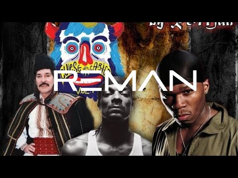 Liviu Vasilica vs. 50 Cent & Snoop Dogg vs. Gojira - Robot Armasar Attack (ReMan Mashup)