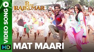 Mat Maari Full Song RRajkumar