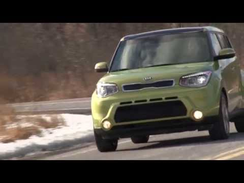 2014 Kia Soul - TestDriveNow.com Review with Steve Hammes