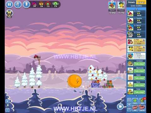 Angry Birds Friends Tournament Level 1 Week 136 (tournament 1) no power-ups