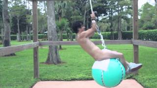 """Wrecking Ball"" Miley Cyrus (King The Kid COVER)"