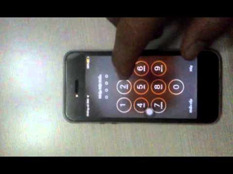 Iphone5 bị loạn cảm ứng sau khi cập nhật ios 9.0.2