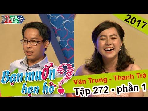 Ấn tượng với chàng trai tự tin nhận mình đẹp trai hơn Quyền Linh   Văn Trung - Thanh Trà   BMHH 272