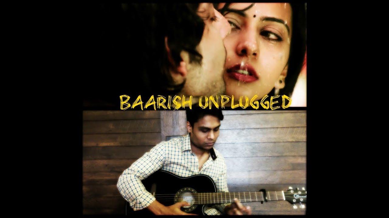 Baarish : Yaariyan : Unplugged By Subodh - YouTube