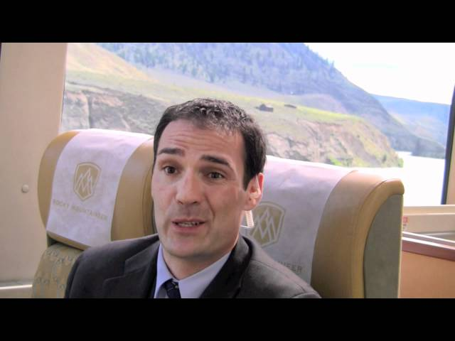 Rocky Mountaineer: Canadian Luxury Rail Travel