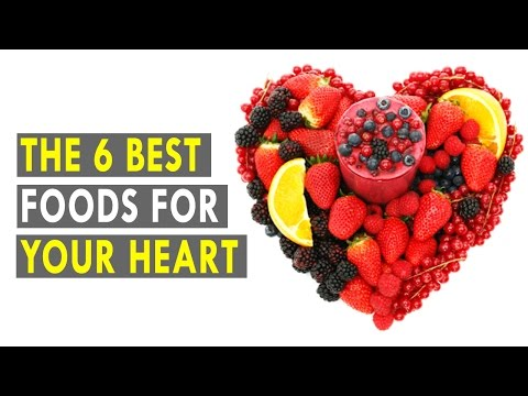 The 6 Best Foods for Your Heart - Health Sutra - Best Health Tips