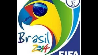 ILLUMINATI SYMBOLISM LOGO FIFA WORLD CUP BRAZIL 2014