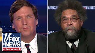 Tucker takes on Cornel West over Democratic socialism