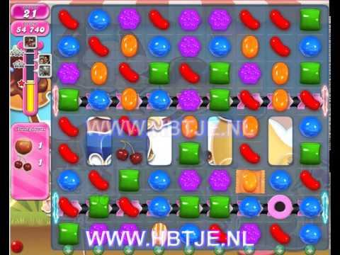 Candy Crush Saga level 542