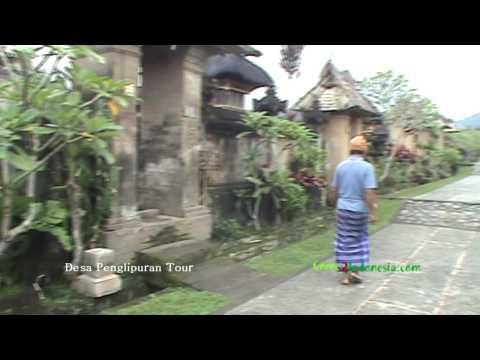 Kintamani - Penglipuran - Kehen Temple - Gunung Kawi - Tirta Empul