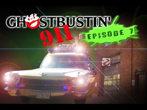 GHOSTBUSTIN' 911 Episode 7