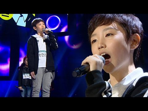 진짜 '멀티 플레이어' 박현진 마성의 목소리 '헤어지던 날'  《KPOP STAR 6》 K팝스타6 EP10