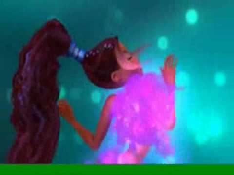 Biến hình Sirenix 3D, Winx club.