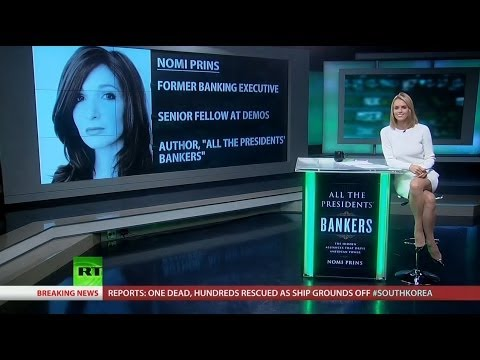 [102] Privatization of Space? and Big Banks in Foreign Policy with Nomi Prins
