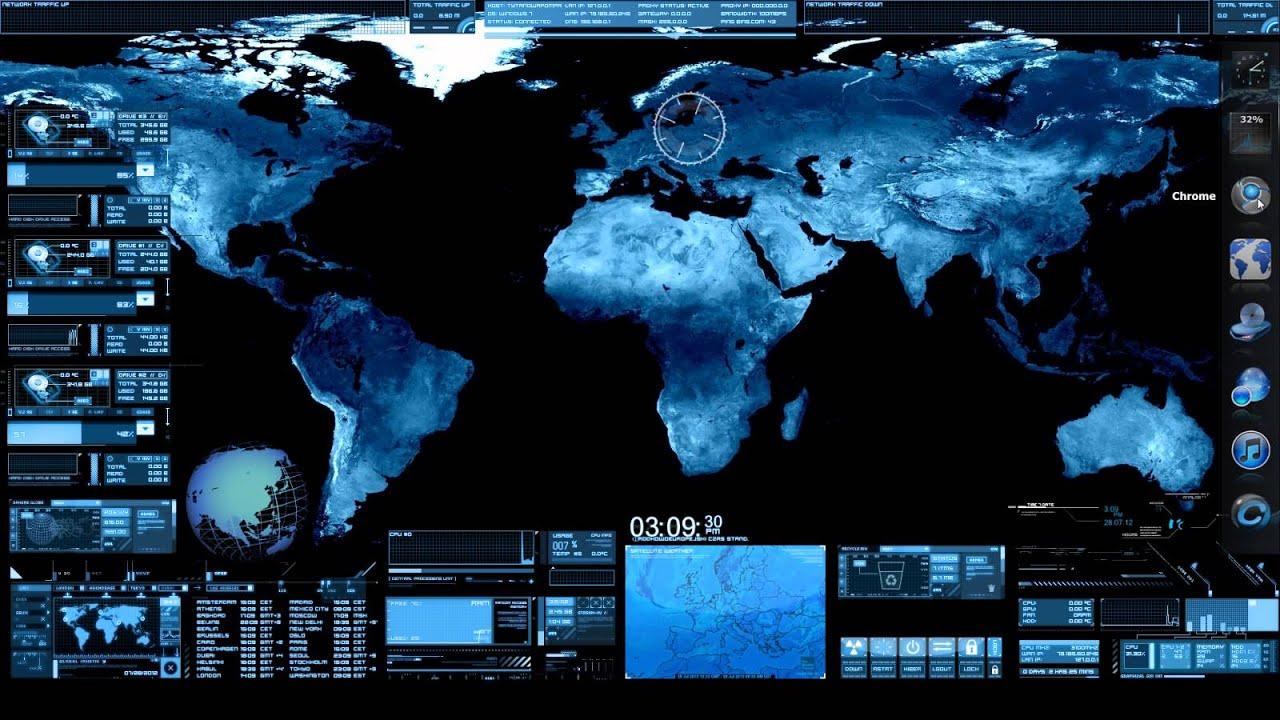 Rainmeter desktop customization free download