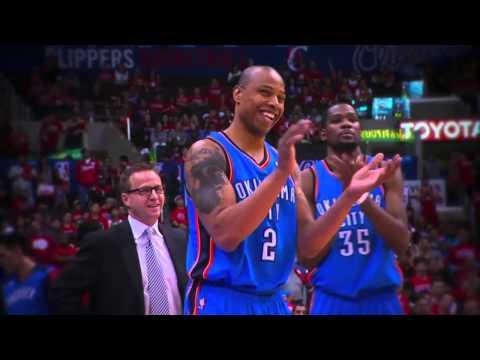 Series Recap: Los Angeles Clippers vs Oklahoma City Thunder | NBA Playoffs 2014