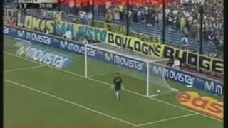 Gol Del Tecla Farias A Boca Clausura 2006 (Relato V H
