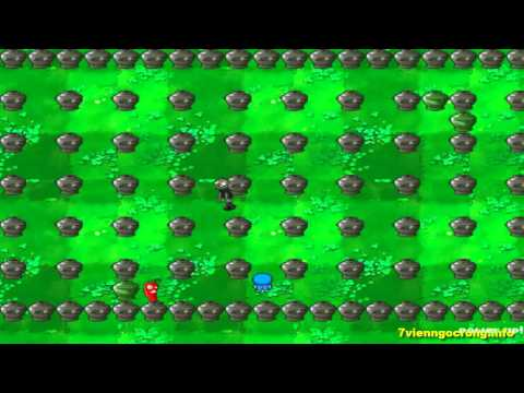 Game Doremon Đặt Bom (Doremon vs Zombie)
