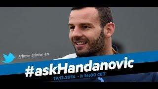Live! #askHandanovic 2014.12.19 h.14:00 CET