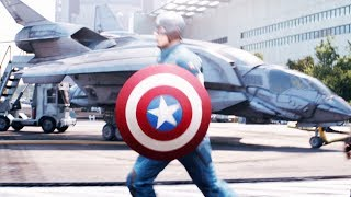 Captain America 2: The Winter Soldier Trailer #2 Official