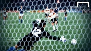 Andreas Brehme on the penalty that won Italia 90'   World Cup Memories