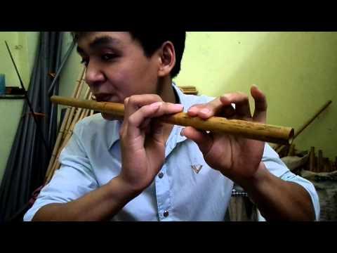 Hướng dẫn thổi sáo bài Giấc mơ trưa - Xưởng sáo Huy