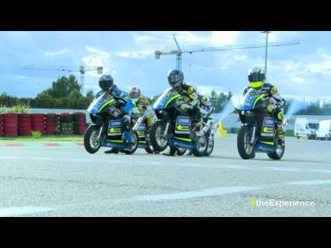 Yamaha VR46 Master Camp - Video Review Day 4 - MiniGP
