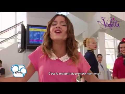 Premi re chanson de la saison 2 de violetta youtube - Musique violetta saison 3 ...