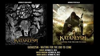 KATAKLYSM - Waiting For The End To Come (TRACK-BY-TRACK: PART 2)