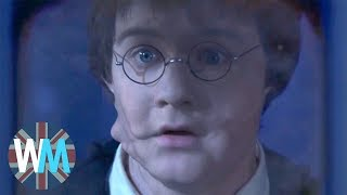 Top 10 Disturbing Truths About Harry Potter