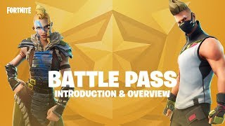 Fortnite - Battle Pass Áttekintés