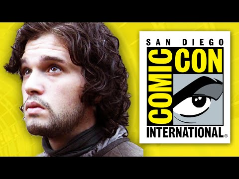Game Of Thrones Comic Con 2014 Preview