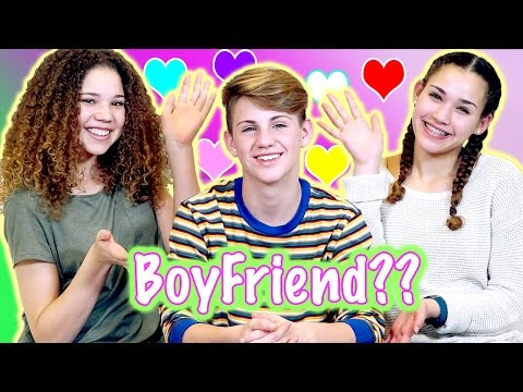 Do We Have Boyfriends!? (Haschak Sisters vs MattyBRaps)
