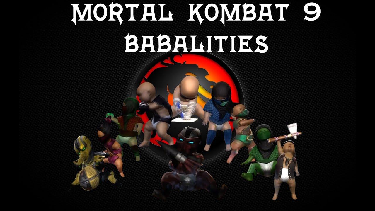 Как сделать mortal kombat komplete edition на русском