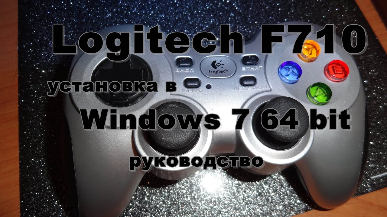 how to connect logitech wireless gamepad f710 to android