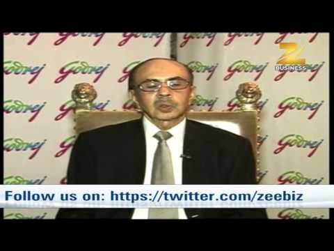 Modi govt will be good for India's economy: Adi Godrej