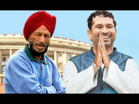 Milkha Singh on Sachin Tendulkar backed him as Sports Minister