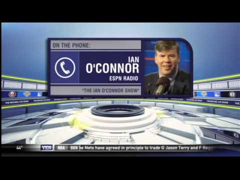 Ian O'Connor on Derek Jeter, the NBA Trade Deadline, and more
