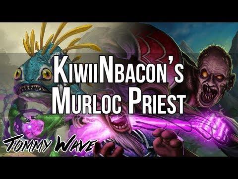 KiwiiNbacon's Murloc Priest - Hearthstone Decks