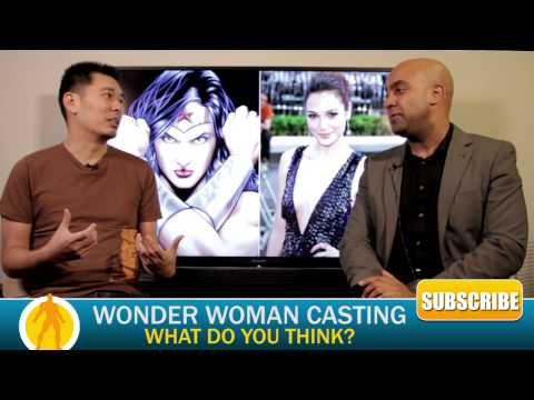 Wonder Woman Cast! What do you think of Gal Gadot?