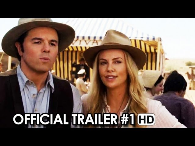 A Million Ways to Die in The West - Official Trailer #1 (2014) HD