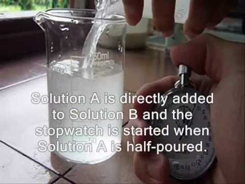 Iodine Clock Reaction -kw-Lt9-WmTg