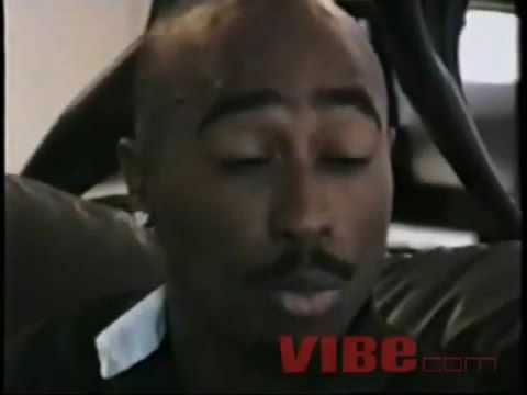 Tupac Shakur - VIBE.com, The Lost Interview - Part 1.