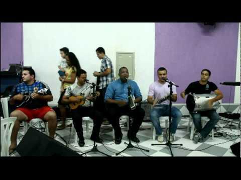 Pagode Gospel - Te Louvarei Grupo Resgatando Vidas VITORIA E.S