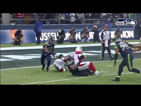 Seattle Seahawks Highlights vs ARI(Week 16, 2013)